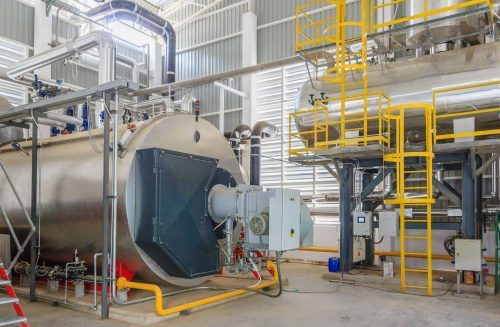 DCO sensors can monitor steam boilers