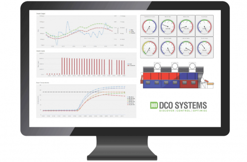 DCO senors can transit data to any device and provide dashboard analytics