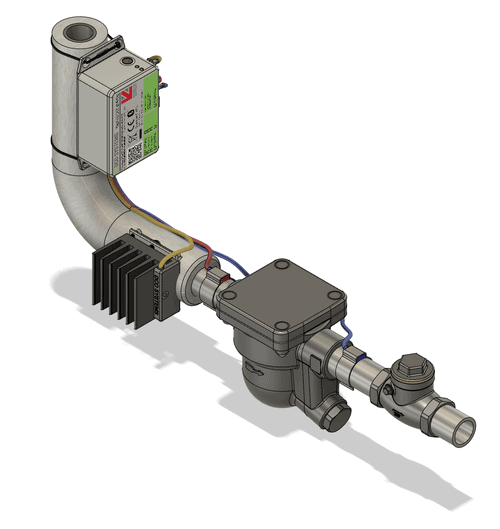 DCO steam trap monitoring comes with energy harvesting capability