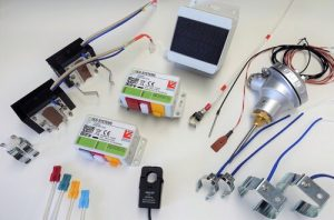 DCO's equipment monitoring sensors come with coordinated adapters and fittings for easily installation