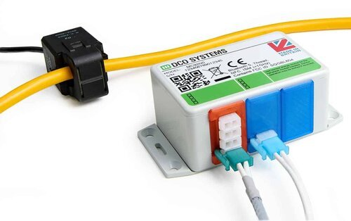 DCO's energy harvesting sensors harness energy from natural and artificial light sources