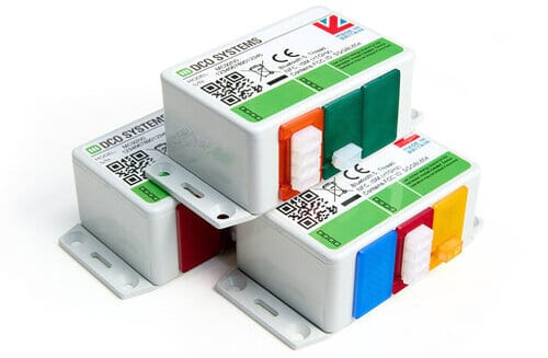 DCO's energy harvesting sensors can be customised to harness the data you need from each machine