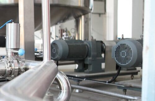 DCO offer retrofitted motors and drives monitoring capabilities, giving them a new lease on life
